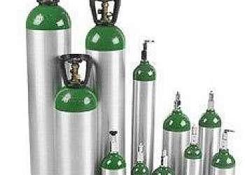 Distribuidor de oxigênio líquido em Limeira