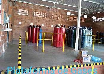 Empresas fornecedoras de gases medicinais