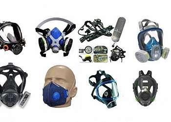 Conjunto autônomo de proteção respiratória